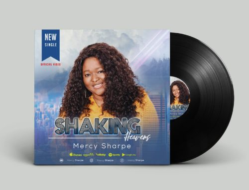 Shaking Heaven –  Mercy Sharpe