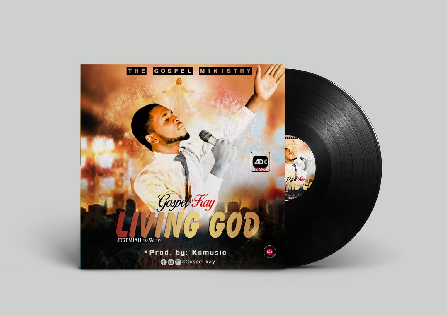Living God - Gospel Kay