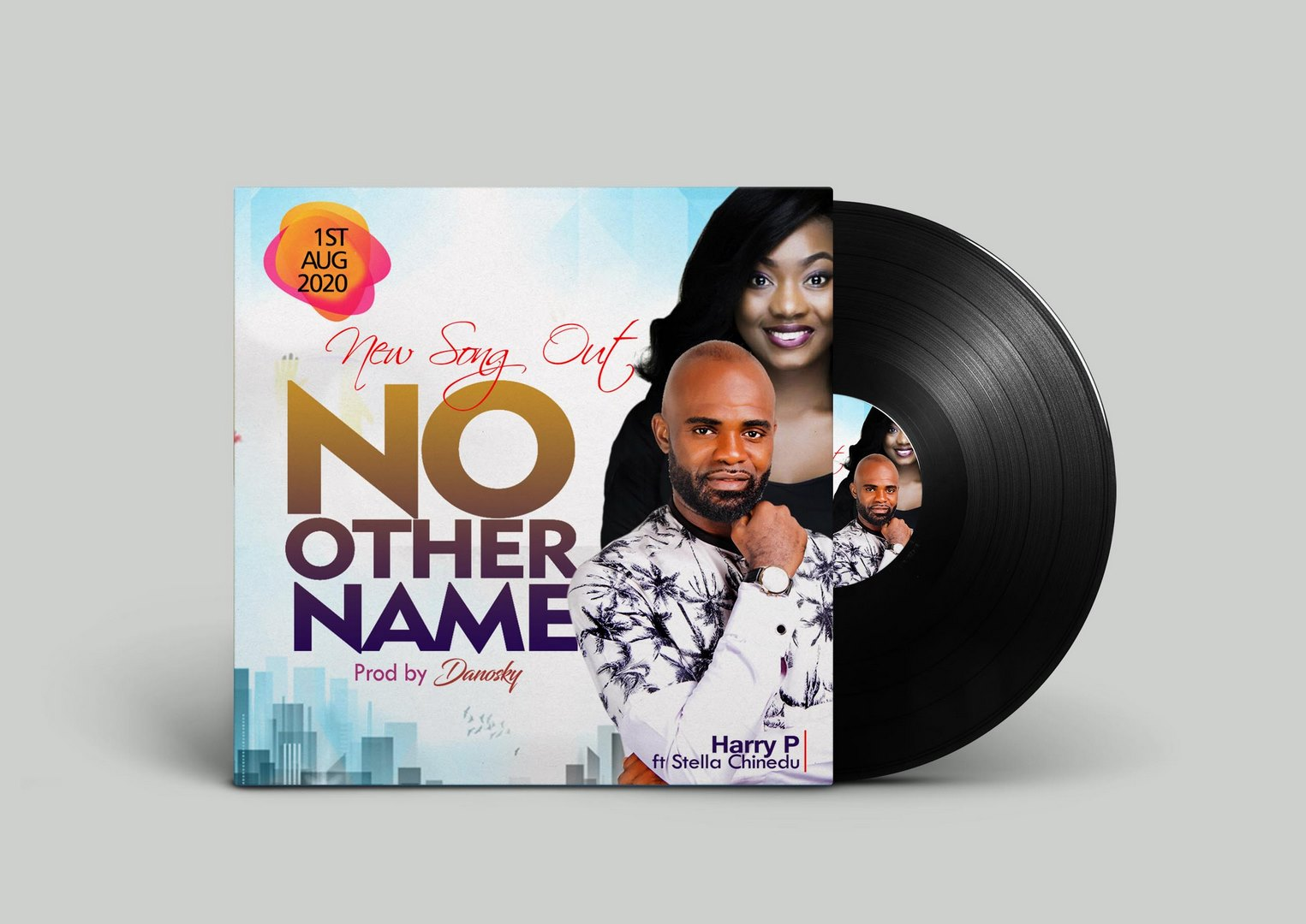 No Other Name - Happy P Ft. Stella Chinedu