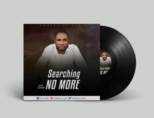 SEARCHING NO MORE – Alex Baker